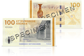 Link to photo of the 100-krone banknote