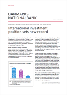 International investment position sets new record